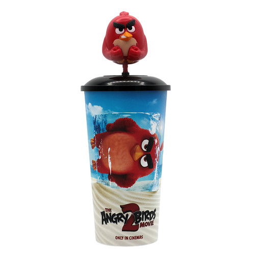 Foto Produk Cinepolis Tumbler RED Angry Birds Movie Official Merchandise 22oz dari Cinepolis Indonesia