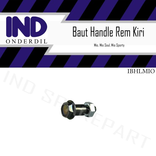Foto Produk Baut Handle-Handel Rem Kiri Mio/Mio Soul/Mio Sporty dari IND Onderdil