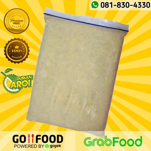 Foto Produk Daging Durian Beku Premium Asli Medan Aroi Tanpa Biji dari DurianAroi