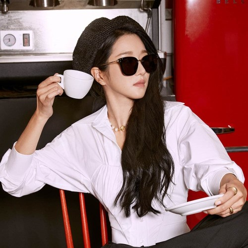 Foto Produk [Ready] RIETI DORIS RT C4007 C1 / sunglass dari Korean Luxury
