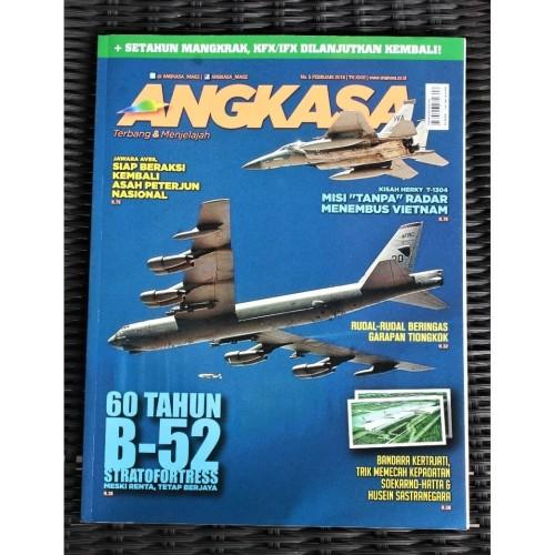 Foto Produk Majalah Angkasa No. 5 Februari 2016 dari Airspace Review