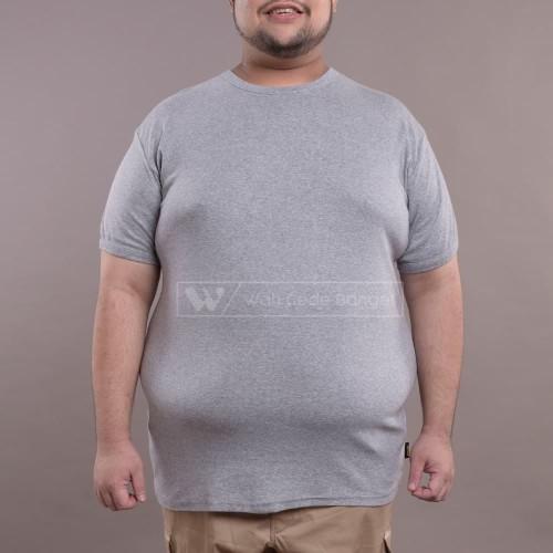 Foto Produk O-Neck Grey Underwear Jumbo Big Size Cowok Ukuran Besar XXL XXXL - XL dari WGB