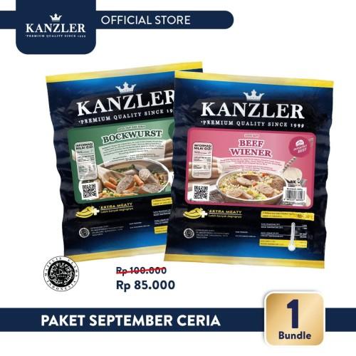 Foto Produk Kanzler Paket September Ceria dari Kanzler Official Store