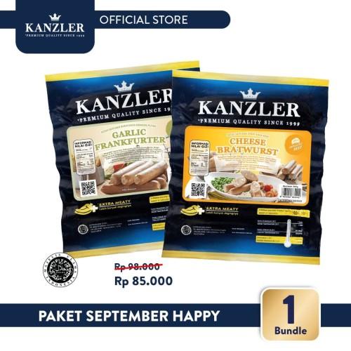 Foto Produk Kanzler Paket September Happy dari Kanzler Official Store