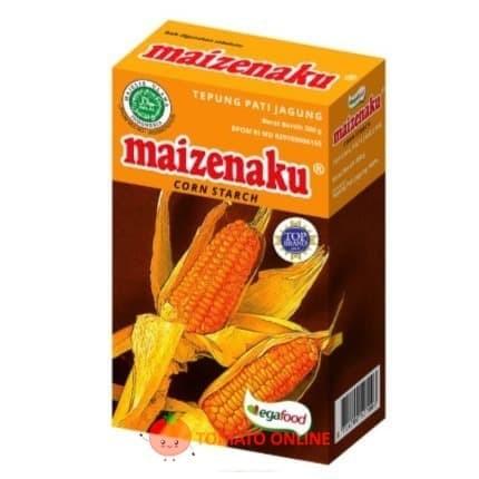 Foto Produk Tepung Maizena / Maizenaku Jagung 300 gr gram g / 300gr / 300gram dari Tomato Online