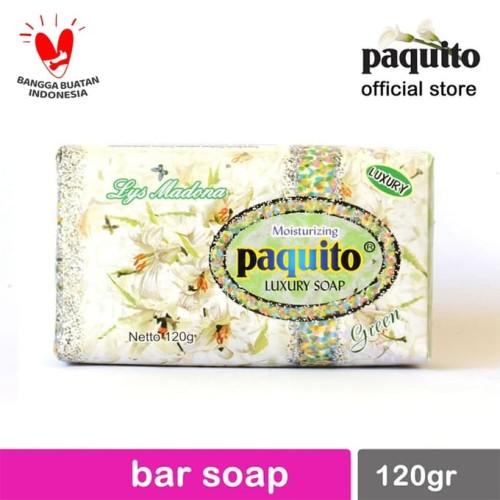 Foto Produk SABUN PAQUITO LYS MADONA 120 GRAM dari Paquito Official Store