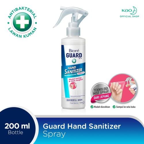 Foto Produk Biore Guard Hand Sanitizer Spray 200ml dari KAO Official Store
