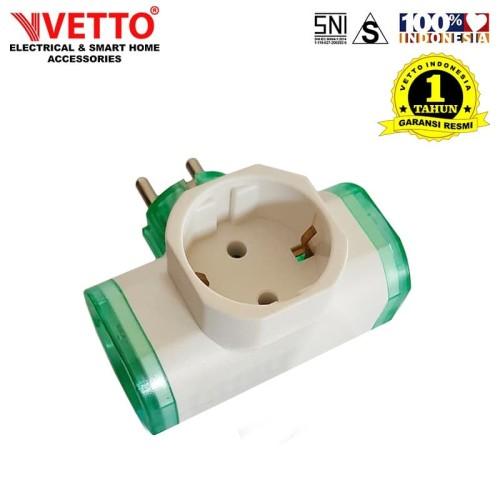 Foto Produk VETTO V-880B Steker T Arde - SNI dari Vetto Indonesia