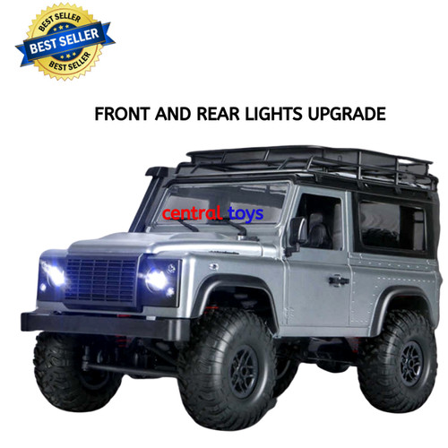 Foto Produk mobil remote MN99S full proportional RTR 2.4ghz ada lampu sein dari centraltoys