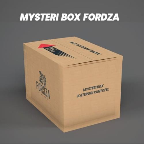 Foto Produk Sepatu Pantofel Pria Kulit Asli Fordza Mysteri Box - 39 dari FORDZA Shop