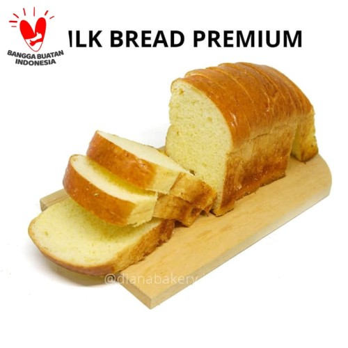 Foto Produk Milk Bread dari Diana Bakery