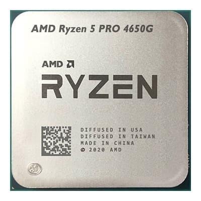 Foto Produk PROCESSOR AMD Ryzen 5 PRO 4650G TRAY NEW PRODUCT !!! JULY 2020 dari QUEENPROCESSOR