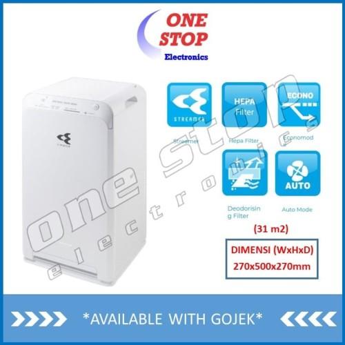 Foto Produk Daikin Air Purifier MC40UVM6 HEPA Filter dari OneStop Electronics