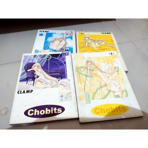 Foto Produk Chobitz manga dari Okki Book Online