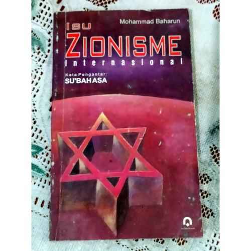 Foto Produk Isu Zionisme dari Okki Book Online