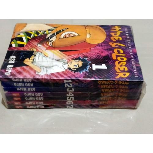 Foto Produk Hyde and Closer manga dari Okki Book Online