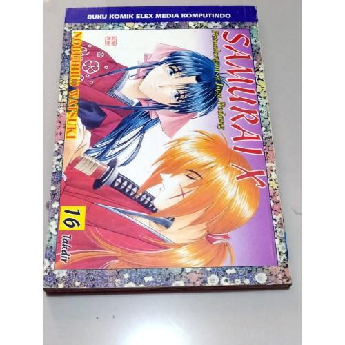 Foto Produk Samuari X manga 1 dari Okki Book Online