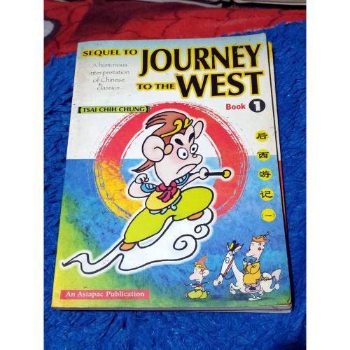 Foto Produk Journey to the west dari Okki Book Online