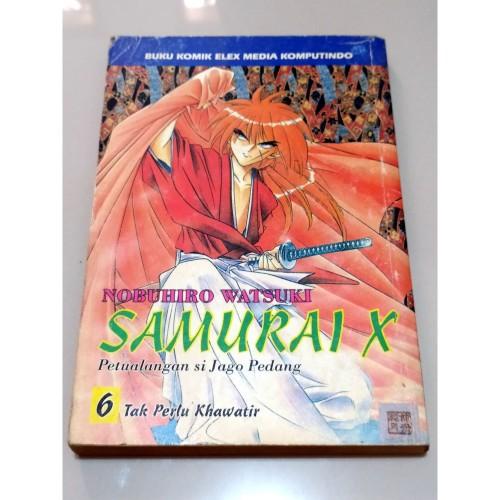 Foto Produk Samurai X manga 2 dari Okki Book Online