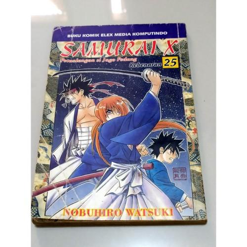 Foto Produk Samurai X manga 4 dari Okki Book Online