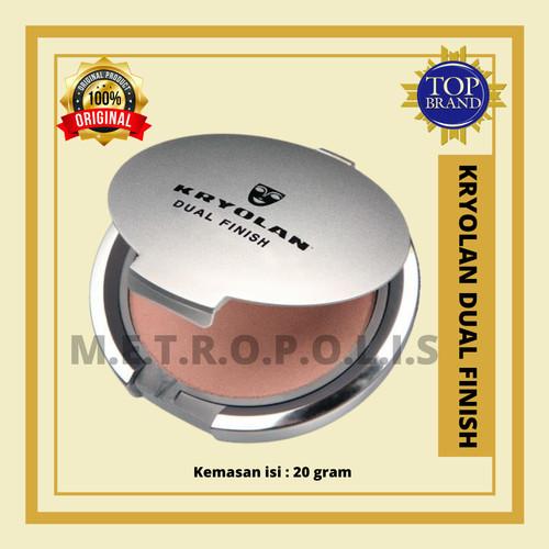 Foto Produk Kryolan - Compact powder - 3 W - KRYOLAN 1W dari M.E.T.R.O.P.O.L.I.S