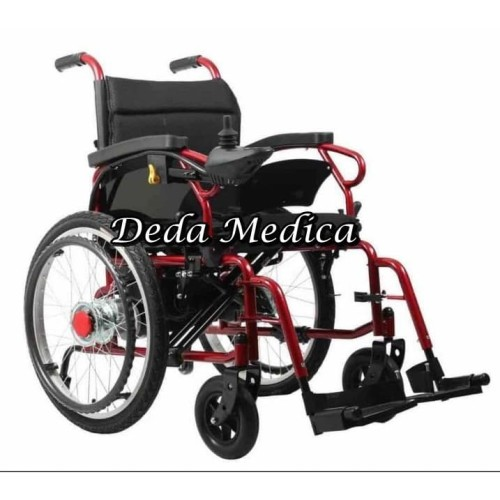 Foto Produk Kursi Roda Elektrik Electric Avico Wheel Chair Type Crystal dari Deda Medica