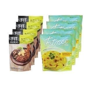 Foto Produk Fitmee Isi 8 Pcs Mix Rasa (Goreng-Carbonara) dari FITMEE
