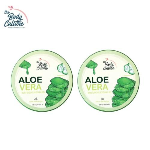 Foto Produk BUY 1 GET 1 Aloe Vera Soothing Gel dari The Body Culture