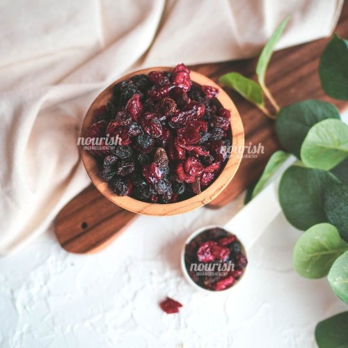Foto Produk Craisin (Cranberry Raisin Mix) 250 gr dari Nourish Indonesia