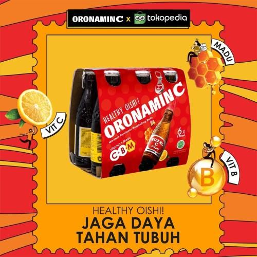 Foto Produk ORONAMIN C DRINK 120 ml Cluster Pack isi 6 Botol dari Toko Otsuka