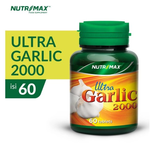 Foto Produk NUTRIMAX ULTRA GARLIC ISI 60 TABLET dari Nutrimax Official Store