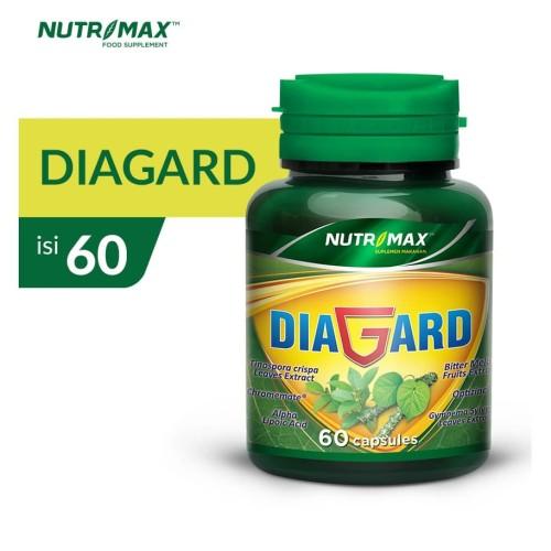 Foto Produk NUTRIMAX DIAGARD 60 NATURECAPS dari Nutrimax Official Store