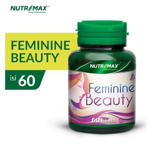 Foto Produk NUTRIMAX FEMININE BEAUTY ISI 60 TABLET dari Nutrimax Official Store