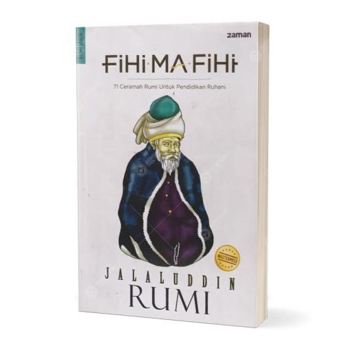 Foto Produk Fihi Ma Fihi Jalaluddin Rumi dari Berdikari Book