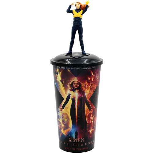 Foto Produk Cinepolis Tumbler X-MEN - Jean Grey - Official Merchandise 22oz dari Cinepolis Indonesia