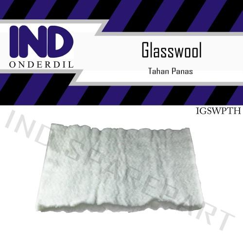 Foto Produk Glaspol-Gaspol-Glasswool-Peredam Knalpot-Gaspul Tahan Panas Universal dari IND Onderdil