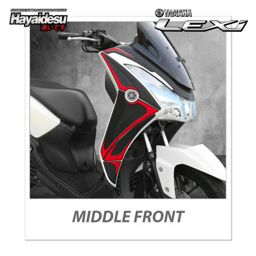 Foto Produk Hayaidesu LEXI Body Protector Middle Front Cover - Merah dari Hayaidesu Indonesia