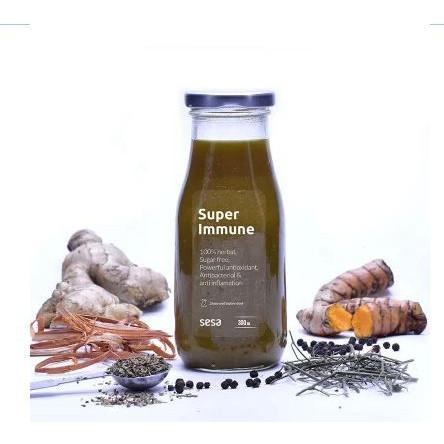 Foto Produk SESA Beverages - Jamu Super Immune - 300 ml dari SESA Official