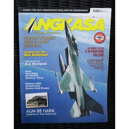 Foto Produk Majalah Angkasa No. 7 Tahun 2012 dari Airspace Review
