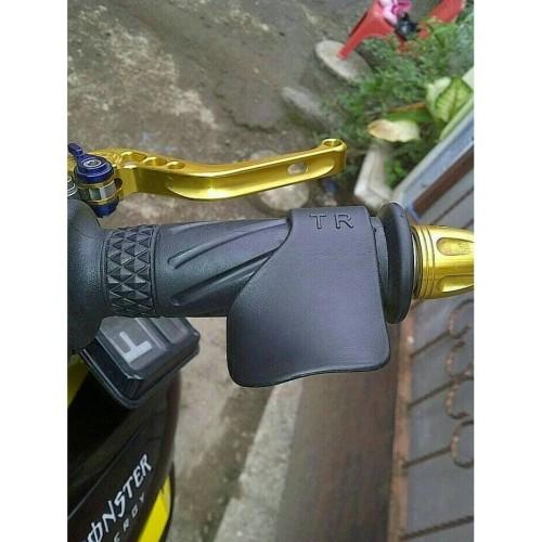 Foto Produk penahan gas motor - Hijau dari yaxiya666