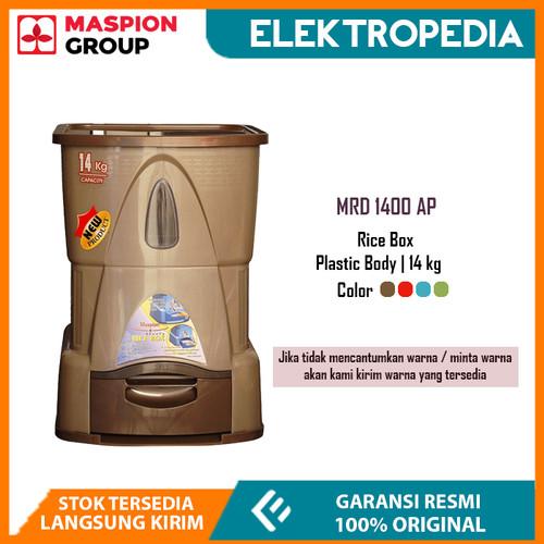 Foto Produk Maspion - Rice Box 14 Kg Full Box RD1400AP dari elektropedia