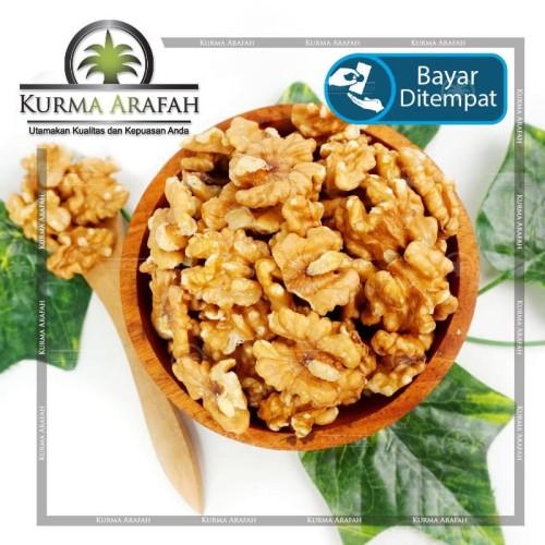Foto Produk Kacang Walnut Panggang 250gr / Walnut Roasted dari Toko Kurma Arafah