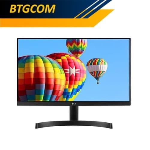 "Foto Produk LG 27MK600M-B 27"" IPS FHD Freesync Borderless LED Monitor dari BTGCOM"