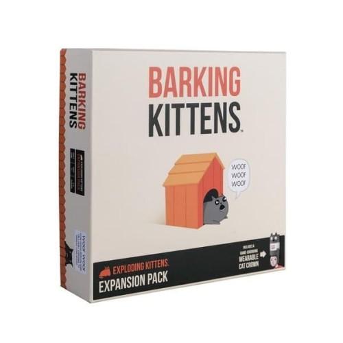 Foto Produk Barking Kittens - Exploding Kittens Expansion (Original) dari Toko Board Game