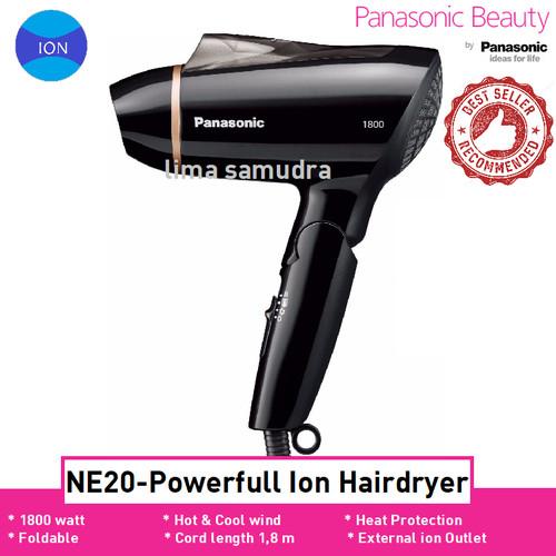 Foto Produk Panasonic ION Hair Dryer EH NE20 Pengering Rambut dari Lima Samudra