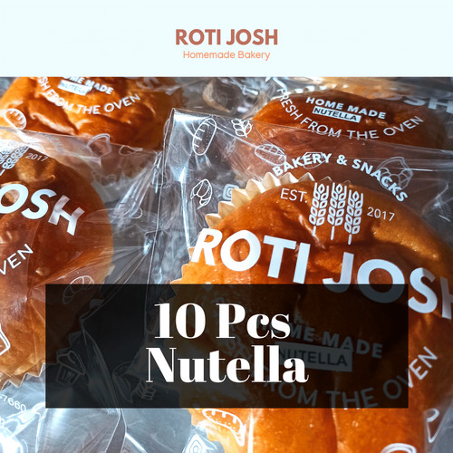 Foto Produk Roti Nutella 10 Pcs - Roti Josh dari Roti Josh