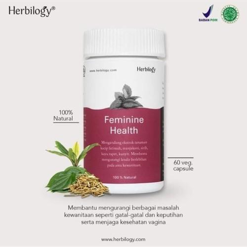Foto Produk Herbilogy Feminine Health - Keputihan 60 capsule dari Little Ems Shop