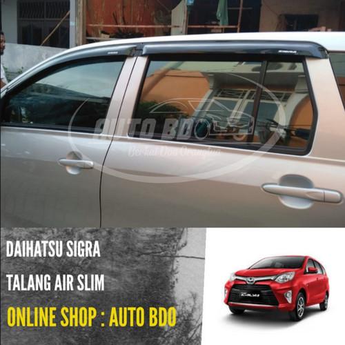 Foto Produk Talang Air Sigra Model Slim Berkualitas dari Auto BDO Berkat Doa Ortu