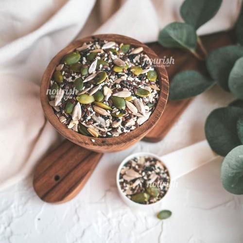 Foto Produk Essential Mix Seeds 500 gr dari Nourish Indonesia