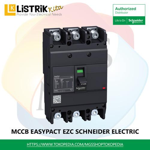Foto Produk MCCB 3P 250A EZC250F 18kA SCHNEIDER ELECTRIC - EZC250F3250 dari MGSSHOP